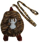 BACKPACK W/CHILDS LEASH - TIGER