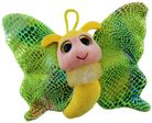 BUTTERFLY BUBBLES YELLOW 14CM