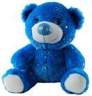 BEAR HOLLYWOOD BLUE 40CM