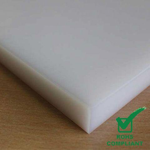 UHMWPE 1000 WHITE SHEET
