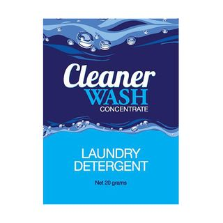 Cleaning Product Sachets