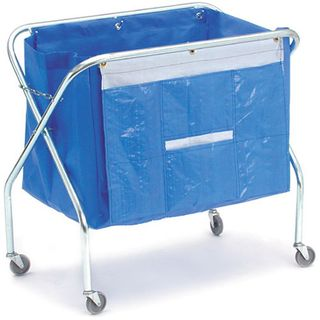 Laundry Trolley - Metal
