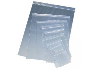 Resealable Bags - 125x100mm (1000)