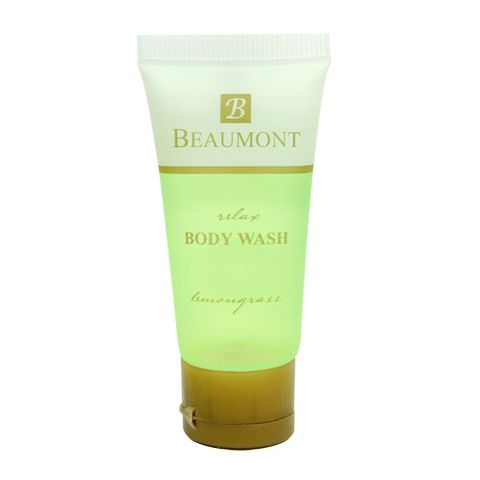 Beaumont Tubes - Bath Gel (500)