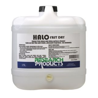 Halo Fast Dry Window Cleaner 15L