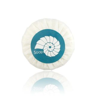 Marine Pleat Wrapped Soap 20g (500)
