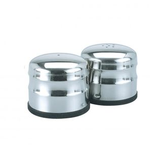 Salt & Pepper Shaker - Stainless Steel