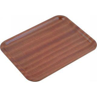 Tray - Wood Mahogany 550x400mm