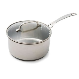 Saucepan - S/Steel w/ Lid 3L