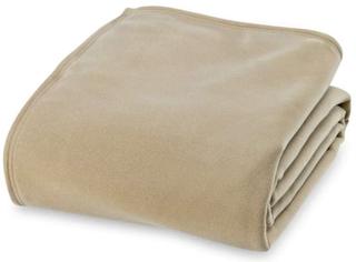 Vellux Blanket Single - Sand
