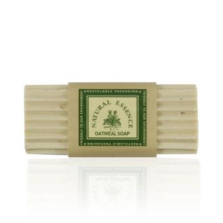 Natural Essence Ribbed Oatmeal Soap (300