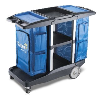 Platinum Housekeeping Cart JC-3200D