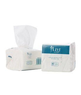 Toilet Tissue 2 ply Interleaf