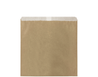 Greaseproof Lined Bag-2 Sqr (500)