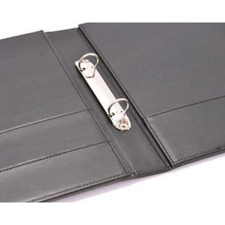 Compendium - Ring Binder Leather Look