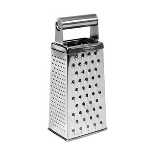 Grater S/S 4 Sided 230mm Tube Handle