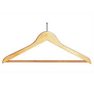 Coat Hangers - Wooden Male (20)