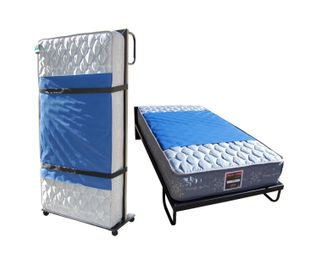 Bed - Vertical Roll Away Single