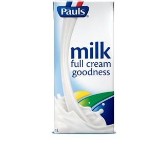 Pauls Long Life Milk (24x200ml)