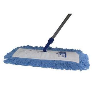 Dust Control Mop Complete - Blue 61cm