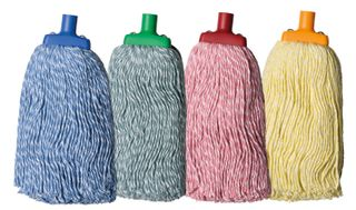 Mop - Blue/Green/Red/Yellow/White 400g