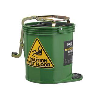 Plastic Mop Bucket (Contractor)