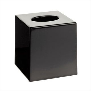 Dispenser - Cube Tissue Black