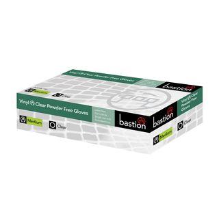 Gloves - Med Vinyl Powder Free (10x100)