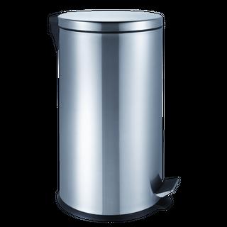 Bin - Stainless Steel Pedal 30L