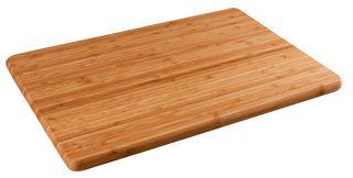 Chopping Board Bamboo 30x20x1.5cm