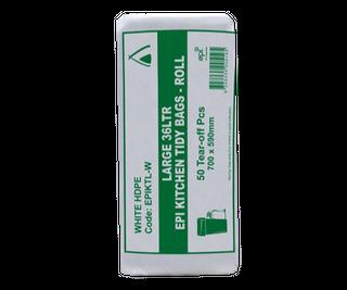 Kitchen Tidy Bags - EPI Large 36L (1000)