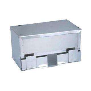 Dispenser - Straw Stainless Steel