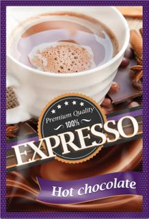 Expresso Hot Chocolate Sachets (250)