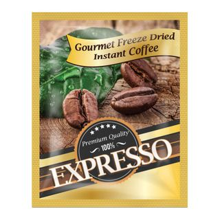 Expresso Freeze-Dried Sachets (1000)