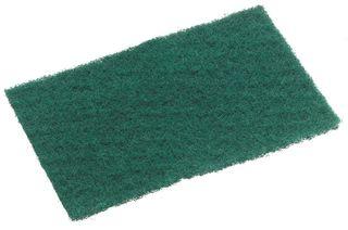 Green Scourers 10x15cm (10)