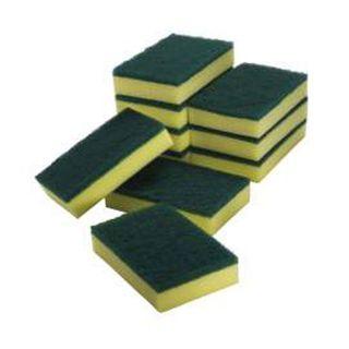Sponge Scourers - 75x110mm (12)