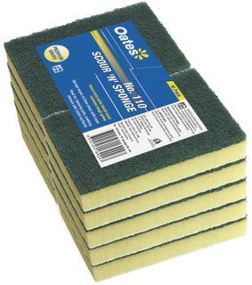 Sponge Scourers - 100x150mm (10)