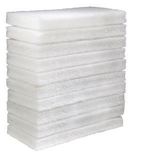 Doodlebug Pads - White Polish(10)