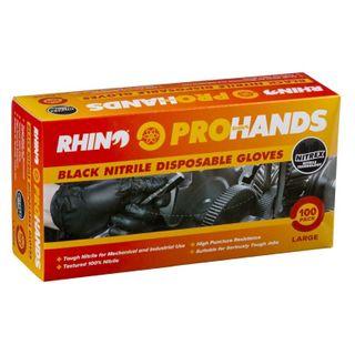 Gloves - Nitrile Med Powder Free (1000)