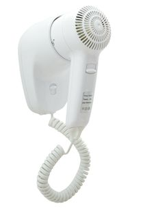 Hair Dryer - Wall Mounted (1000W)