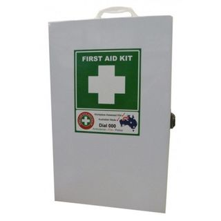 First Aid Kit - Catering Metal Small