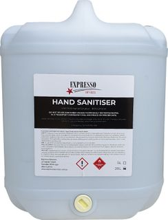 Liquid Hand Sanitiser 20L