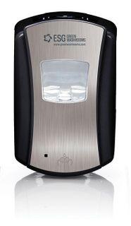 Gojo LTX Auto Dispenser Black Chrome