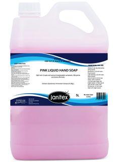Pink Liquid Hand Soap 5L