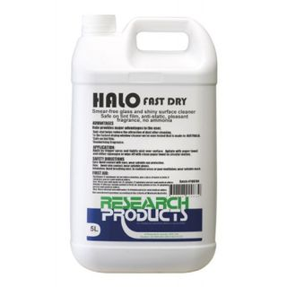 Halo Fast Dry Window Cleaner 5L