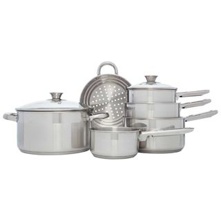 Saucepan Set - 6 Piece w/ Lids