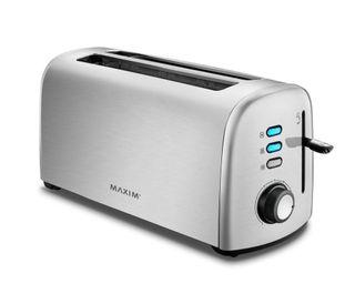 Toaster 4 Slice S/Steel