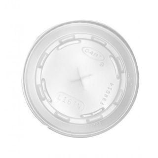 Plastic Lids-8oz (Dart) 8JL (10x100)