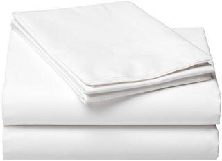 Sheet - 75/25 SUPER King Flat White