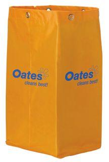 Janitors Cart Yellow Bags